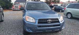 Toyota RAV4 2010 3.5 4x4 Blue | Cars for sale in Abuja (FCT) State, Gwarinpa