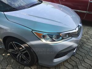 Honda Accord 2017 Silver | Cars for sale in Lagos State, Isolo