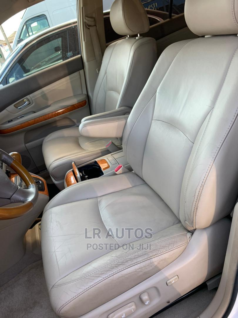 Archive: Lexus RX 2008 White
