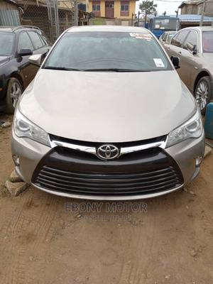 Toyota Camry 2016 Gold | Cars for sale in Lagos State, Ifako-Ijaiye