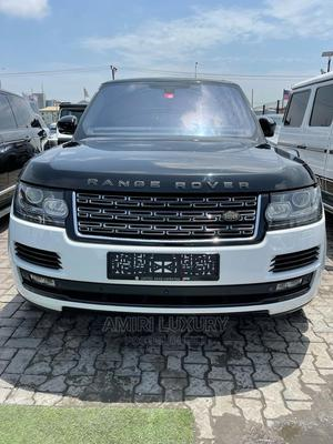 Land Rover Range Rover Vogue 2017 White   Cars for sale in Lagos State, Lekki