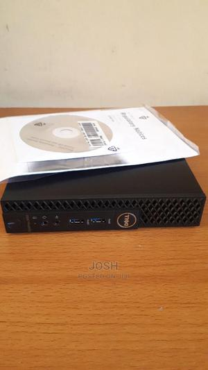 Desktop Computer Dell OptiPlex 3050 8GB Intel Core I5 HDD 500GB | Laptops & Computers for sale in Lagos State, Magodo