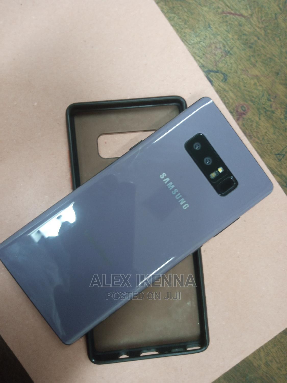 Archive: Samsung Galaxy Note 8 64 GB Purple