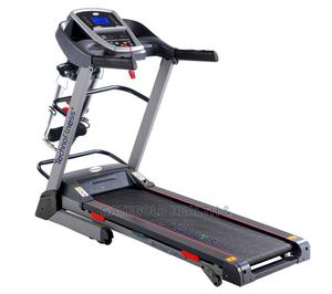 Home Treadmill F18D Technofitness With Massager 2.5hp   Sports Equipment for sale in Rivers State, Port-Harcourt
