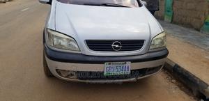 Opel Zafira 2003 Silver   Cars for sale in Lagos State, Ifako-Ijaiye