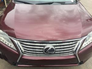 Lexus RX 2013 350 AWD Red | Cars for sale in Lagos State, Surulere