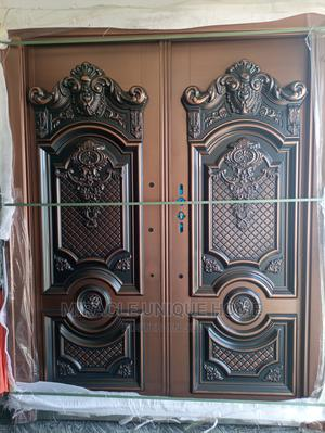 5ft Copper Security Door | Doors for sale in Lagos State, Agbara-Igbesan