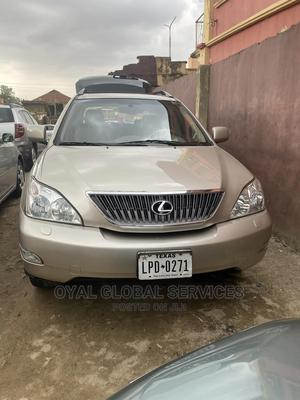 Lexus RX 2007 350 Gold | Cars for sale in Oyo State, Ibadan
