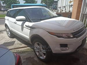 Land Rover Range Rover Evoque 2012 Dynamic White | Cars for sale in Lagos State, Ikeja