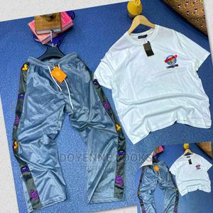 Off White Shirt and Trousers   Clothing for sale in Delta State, Oshimili South