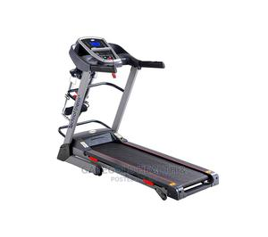 F18D Technofitness Treadmill With Massager 2.5hp   Sports Equipment for sale in Anambra State, Onitsha