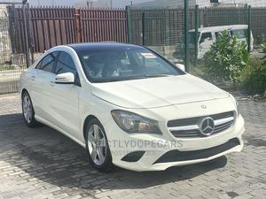 Mercedes-Benz CLA-Class 2016 Base CLA 250 AWD 4MATIC White   Cars for sale in Lagos State, Lekki