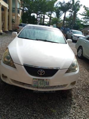 Toyota Solara 2006 White | Cars for sale in Abuja (FCT) State, Jabi