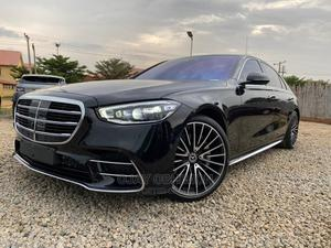 New Mercedes-Benz S Class 2021 Black   Cars for sale in Abuja (FCT) State, Katampe