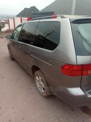 Honda Odyssey 2000 Gray | Cars for sale in Ogun State, Abeokuta South