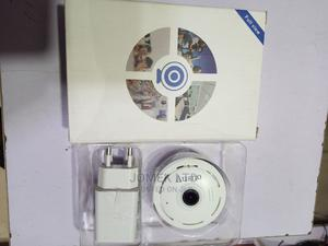 V380 Panoramic Camera Intelligent Night Video Wifi Wireless | Security & Surveillance for sale in Lagos State, Ikeja