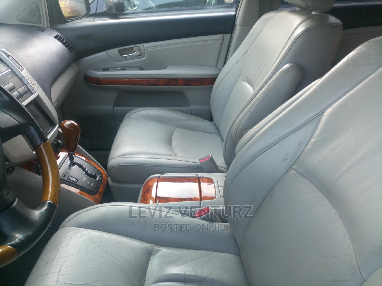 Archive: Lexus RX 2008 Black