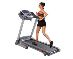 Technofitness Treadmill 2.5hp 100kg With Bluetooth App   Sports Equipment for sale in Lagos State, Surulere