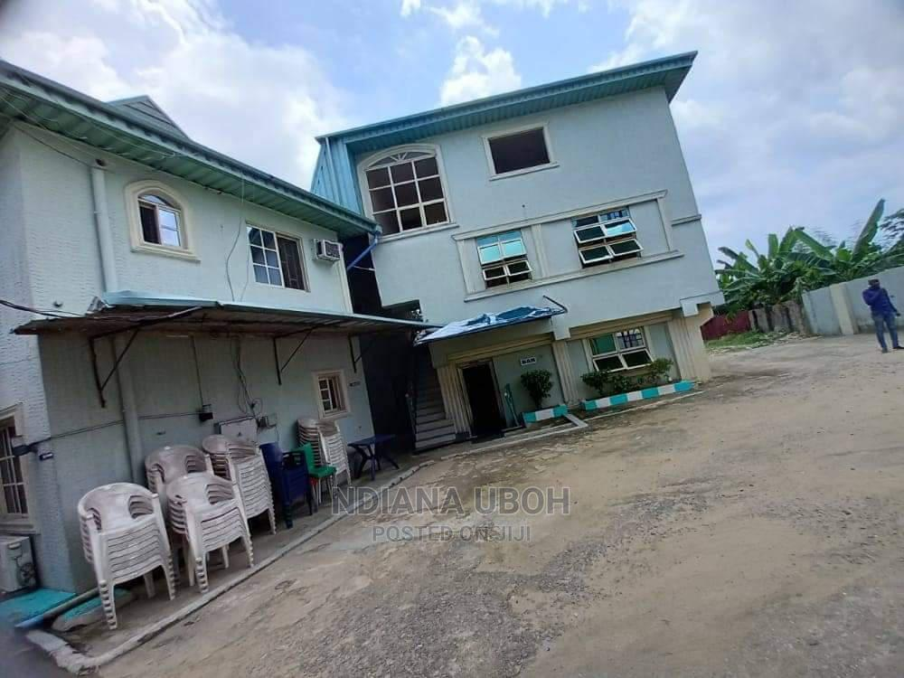 30 Rooms Hotel With Bar, Restaurant, Conference Hall, Etc. | Commercial Property For Sale for sale in Uyo, Akwa Ibom State, Nigeria