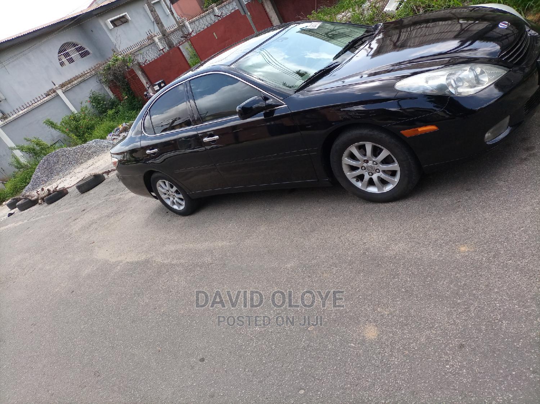 Lexus ES 2004 330 Sedan Black   Cars for sale in Ikeja, Lagos State, Nigeria