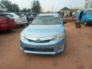 Toyota Camry 2013 Blue | Cars for sale in Delta State, Aniocha North