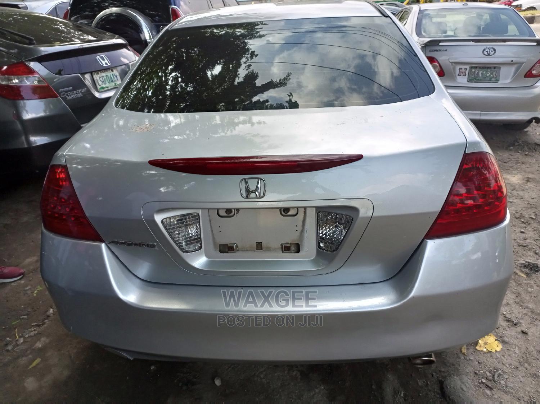 Honda Accord 2006 Silver   Cars for sale in Surulere, Lagos State, Nigeria