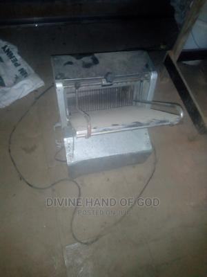 Stainless Bread Slicer | Restaurant & Catering Equipment for sale in Lagos State, Ojo