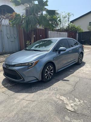 Toyota Corolla 2019 LE (1.8L 4cyl 2A) Blue | Cars for sale in Lagos State, Ikeja