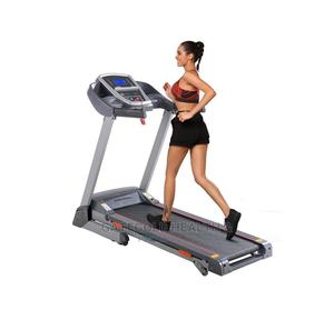 Motorized Technofitness Treadmill 2.5hp 100kg With Bluetooth   Sports Equipment for sale in Rivers State, Port-Harcourt