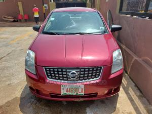 Nissan Sentra 2008 2.0 Red   Cars for sale in Lagos State, Abule Egba
