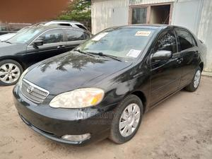 Toyota Corolla 2008 1.8 LE Black | Cars for sale in Lagos State, Abule Egba
