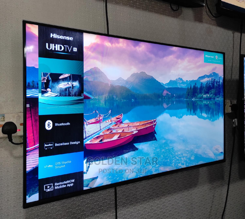 New Hisense 65 inch 4K UHD TV