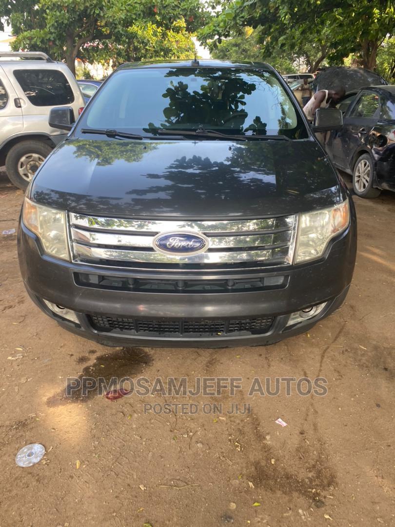 Ford Edge 2007 Gray