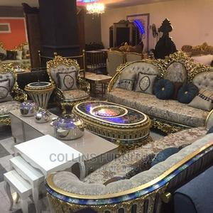 Exactive Gold Chair   Furniture for sale in Lagos State, Victoria Island