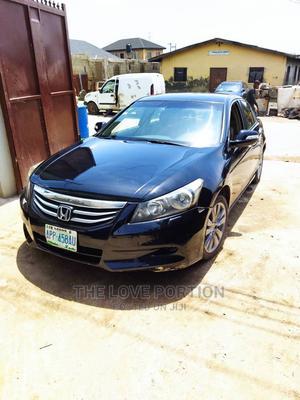 Honda Accord 2012 Black   Cars for sale in Lagos State, Ajah