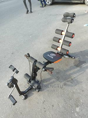 Wonder Core With Cycling ( 6 Pack Care Ab Bench) | Sports Equipment for sale in Lagos State, Surulere