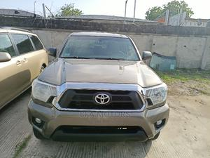 Toyota Tacoma 2014 Green | Cars for sale in Lagos State, Amuwo-Odofin