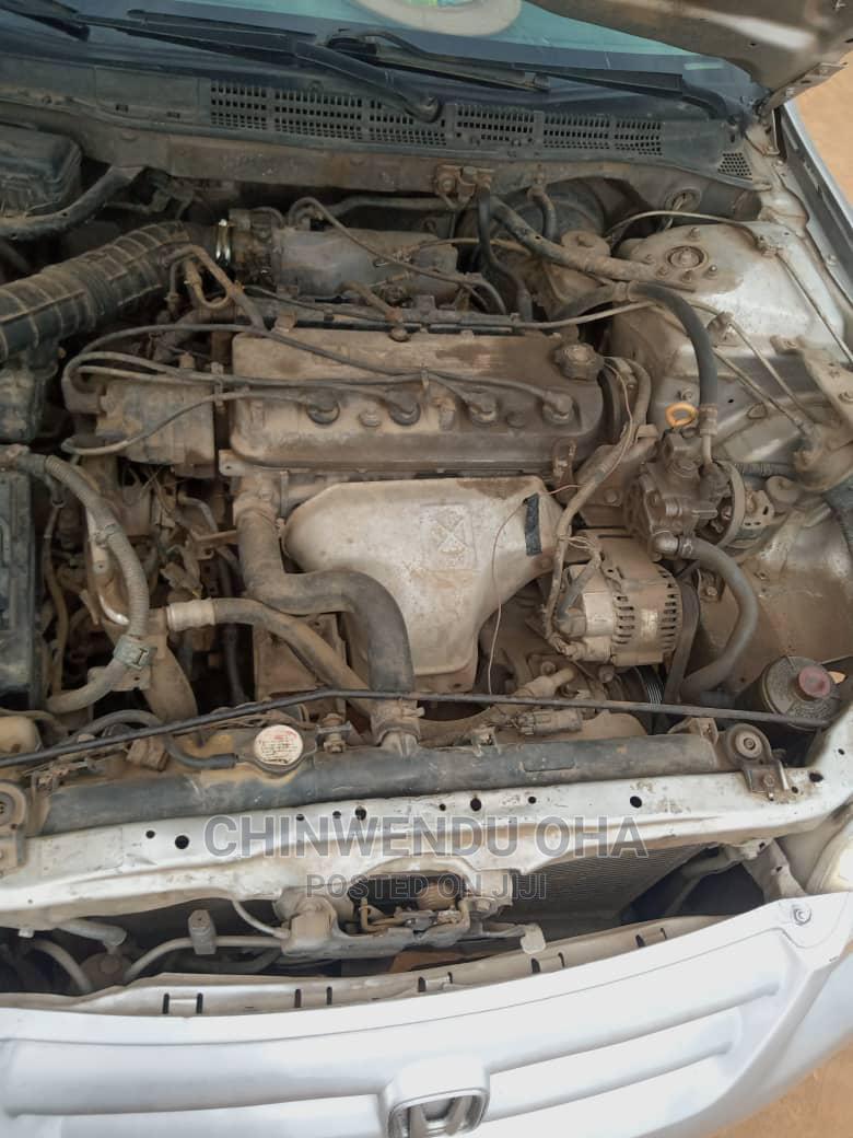 Archive: Honda Accord 2002 Silver