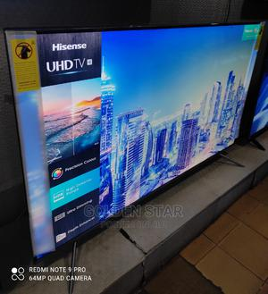 Hisense Uhd TV 4K 65''( 65A6GE )Series Smart Bluetooth TV   TV & DVD Equipment for sale in Lagos State, Surulere