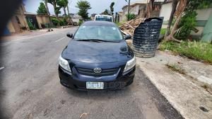 Toyota Corolla 2008 1.8 LE Black   Cars for sale in Lagos State, Ikeja