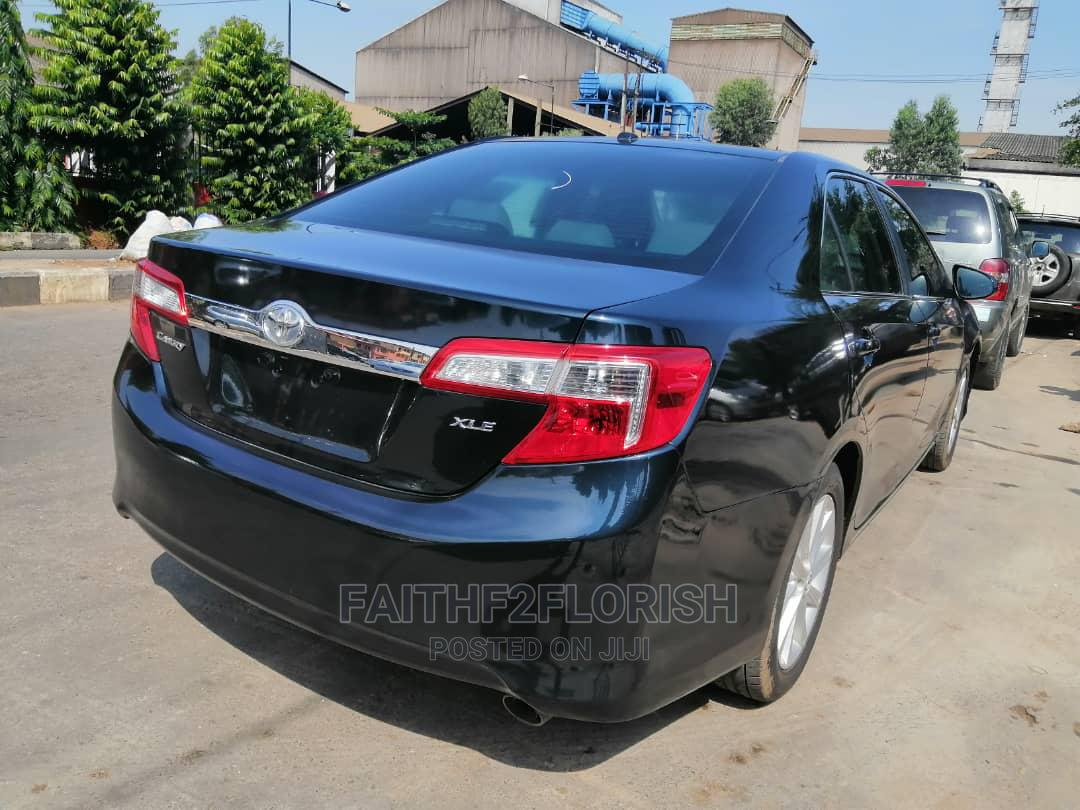 Toyota Camry 2012 Black   Cars for sale in Ikeja, Lagos State, Nigeria