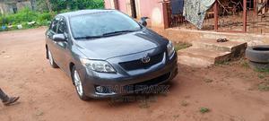 Toyota Corolla 2010 Gray | Cars for sale in Edo State, Auchi