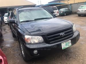 Toyota Highlander 2007 Limited V6 Black   Cars for sale in Lagos State, Ikeja