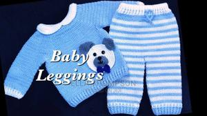Crochet Baby Complete Set. 0-3yrs Old | Children's Clothing for sale in Lagos State, Ojodu