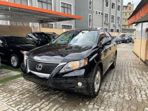 Lexus RX 2010 350 Black   Cars for sale in Lagos State, Ogba