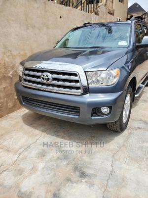 Toyota Sequoia 2008 Gray | Cars for sale in Oyo State, Ibadan