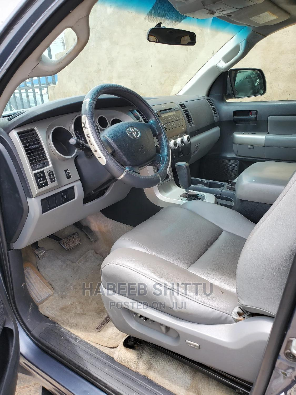 Toyota Sequoia 2008 Gray | Cars for sale in Ibadan, Oyo State, Nigeria