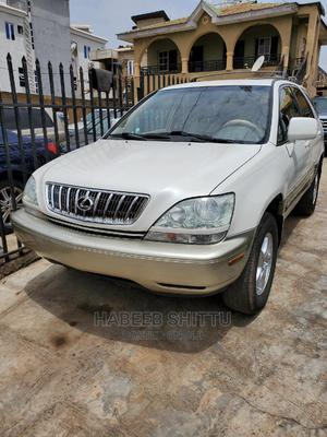 Lexus RX 2000 White | Cars for sale in Oyo State, Ibadan