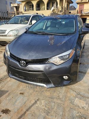 Toyota Corolla 2016 Gray   Cars for sale in Oyo State, Ibadan