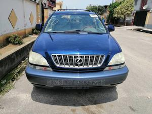 Lexus RX 2002 Blue | Cars for sale in Lagos State, Yaba